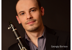 Soloist Georgiy Barisov, Principal Clarinet and Artist in Residence