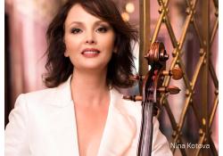 Guest Cellist, Nina Kotova