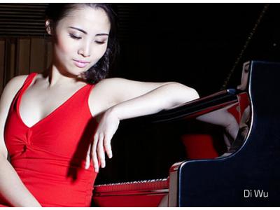 Guest Pianist, Di Wu