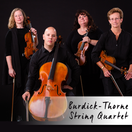 Burdick-Thorne String Quartet