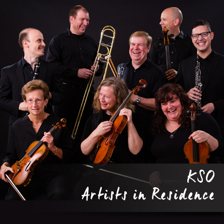 KSO Artists in Rsidence