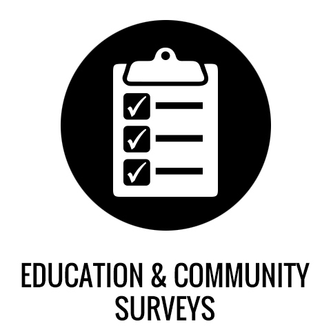 Education and Community Surveys