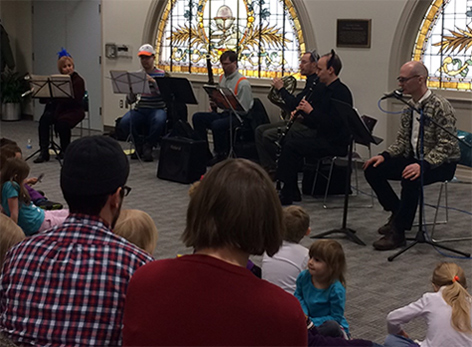 Family Fun Chamber Music Series