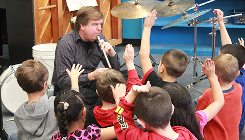 Musician Classroom Visits