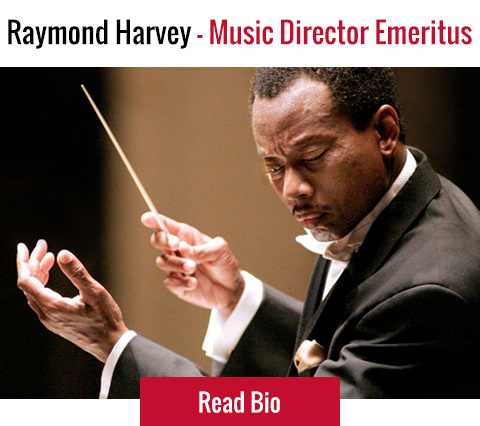 Raymond Harvey - Music Director Emeritus