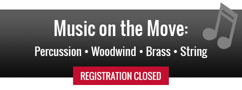 Music on the Move Regsitration Closed